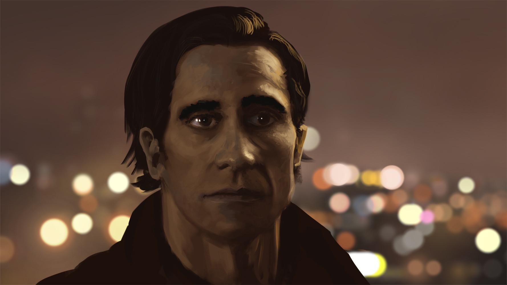 Jack stevens jakegyllenhaal study