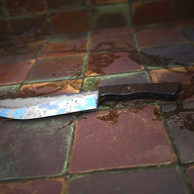 Alex mikulka knife