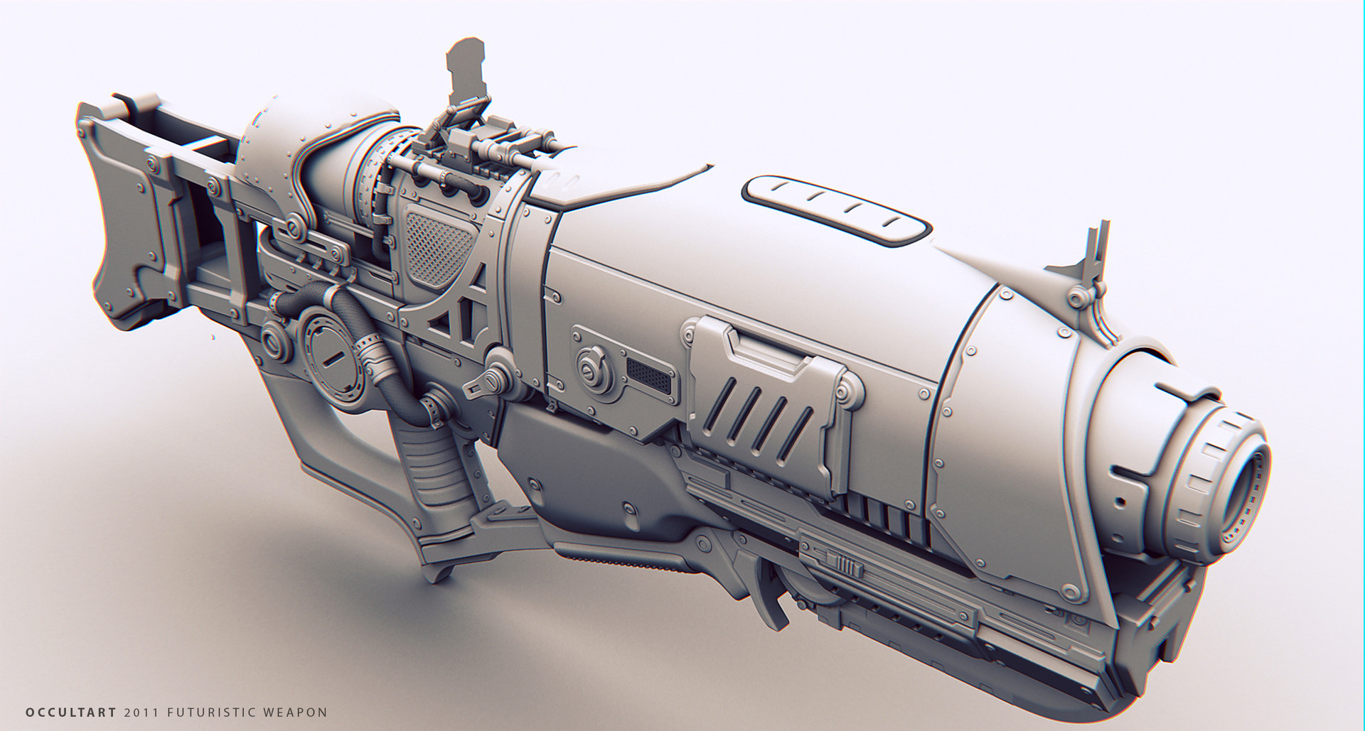 Occultart   futuristc weapon 004b