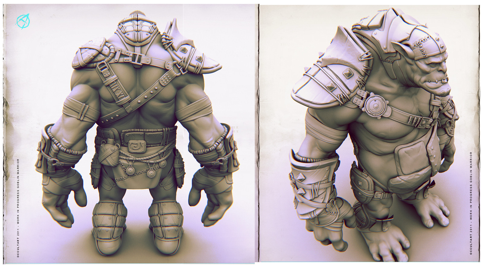 Goblin Warrior 2011 W.I.P.