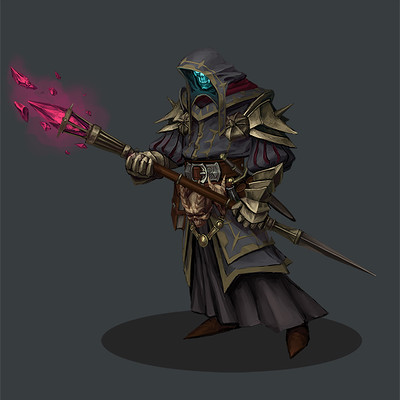 Greeme doe 022 necromancer