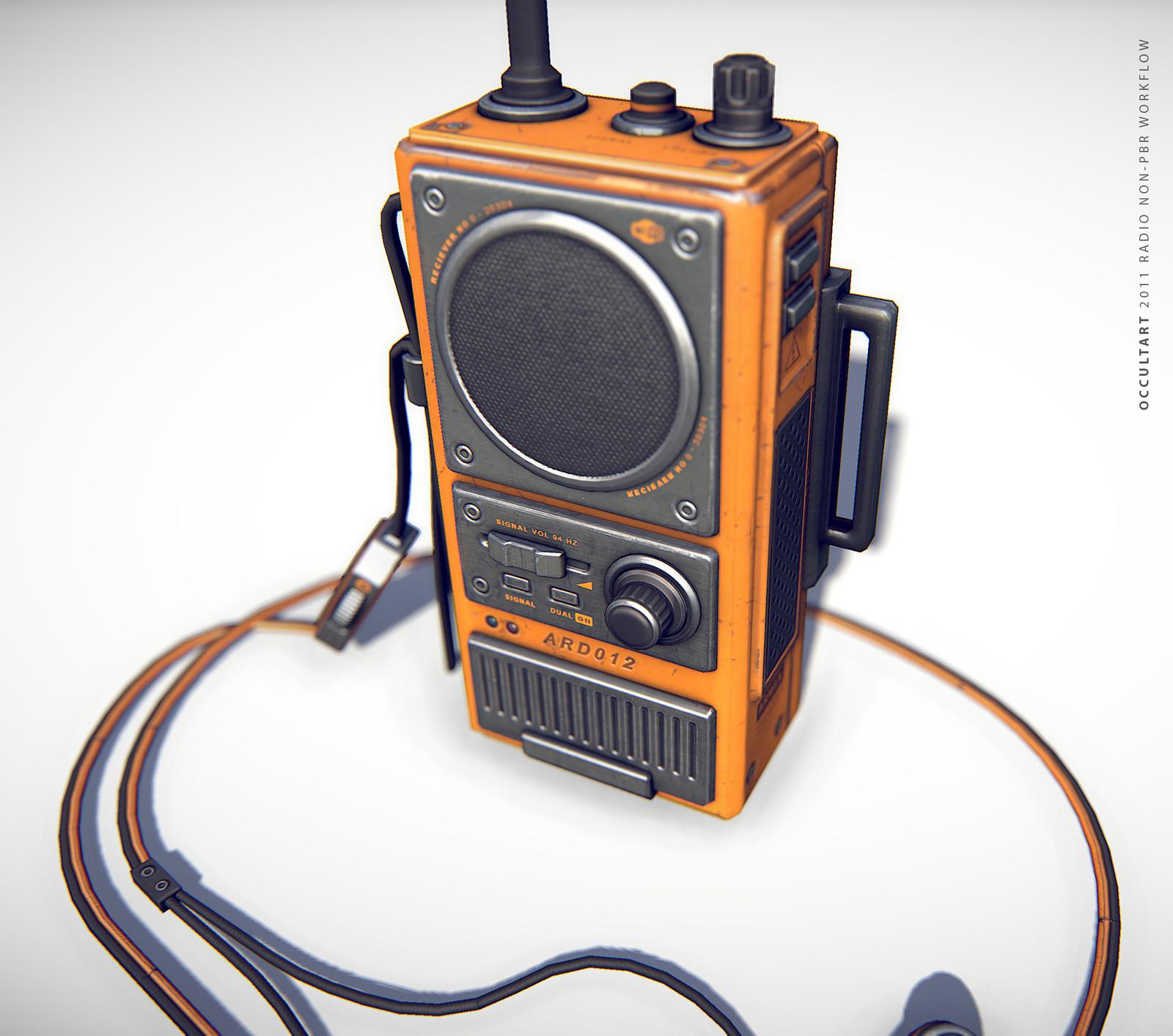 Radio NON-PBR (OLD)