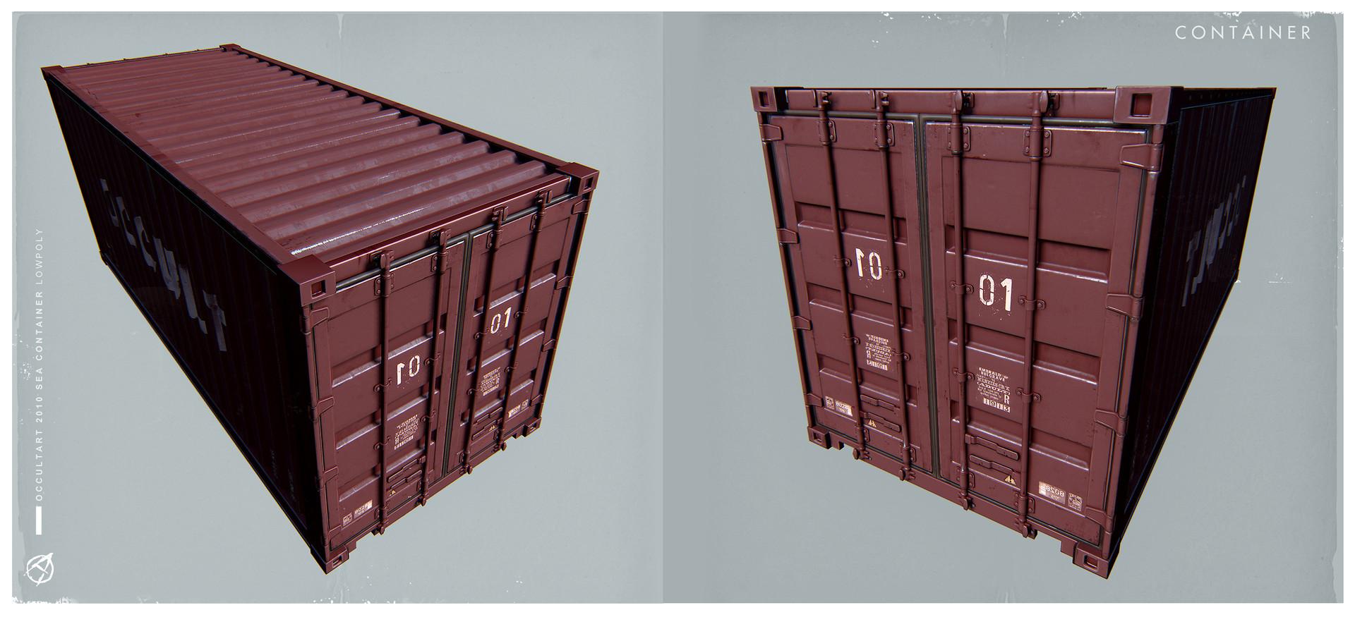 Occultart   container 003