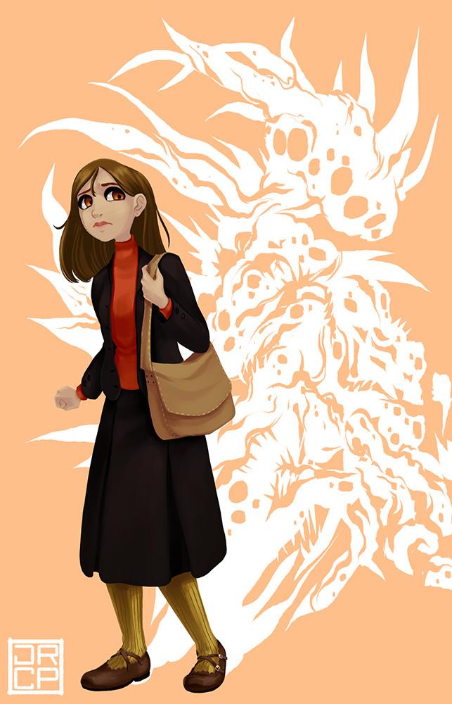 An ordinary schoolgirl discovers a plot to sacrifice her graduating class to an elder god.