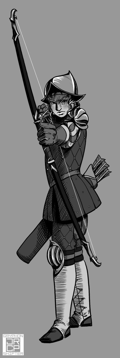 Royal Knight Kaline.