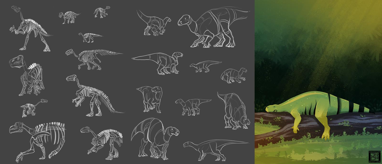 14: Iguanodon