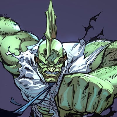 Harrison yinfaowei savage dragon by rogercruz yinfaowei