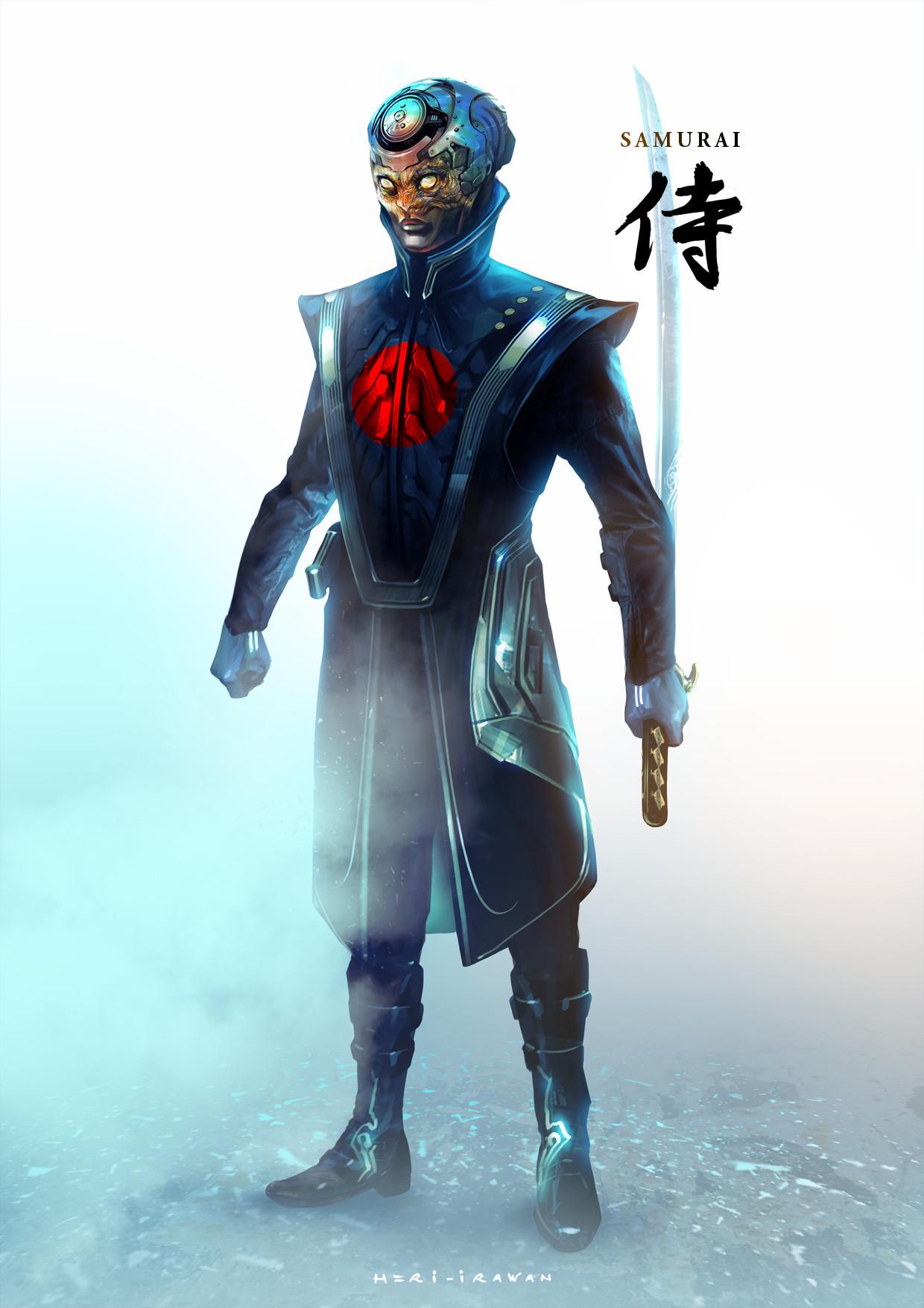 Heri irawan irawan samurai 05