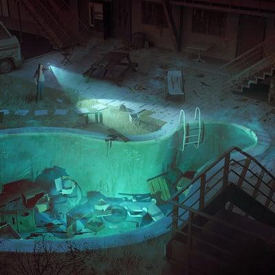 Sylvain sarrailh piscineartstation