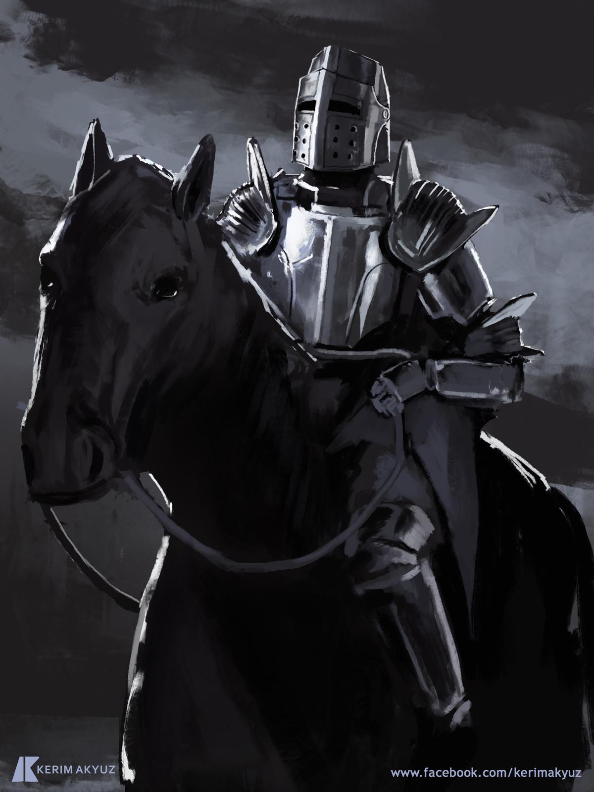 Daily Imagination #283 - Horseback