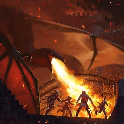 Joseph meehan dragonattack