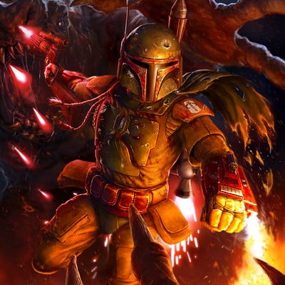 James bousema boba fett file