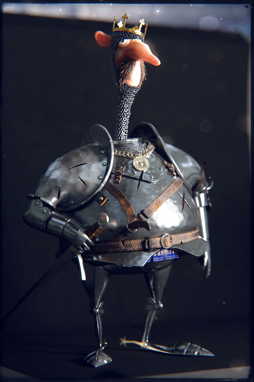 Quentin chaillet knight 1000