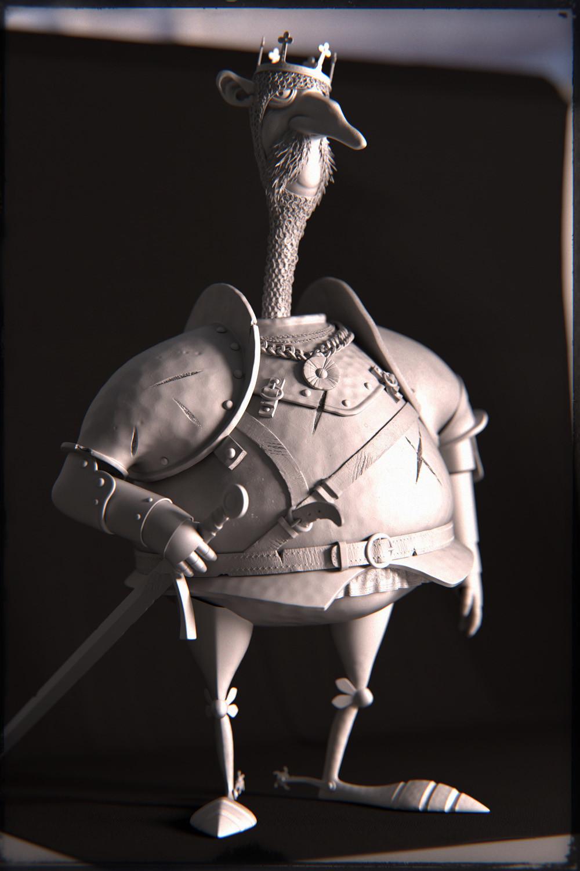 Quentin chaillet knight grey 1000