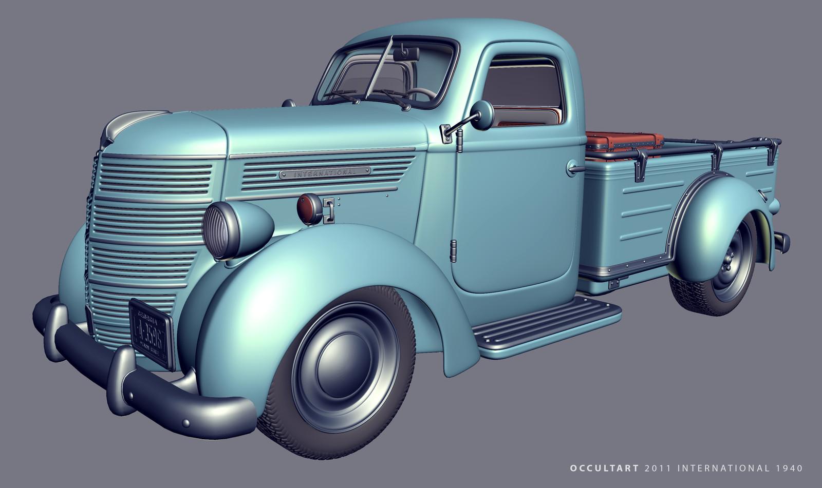 International 1940