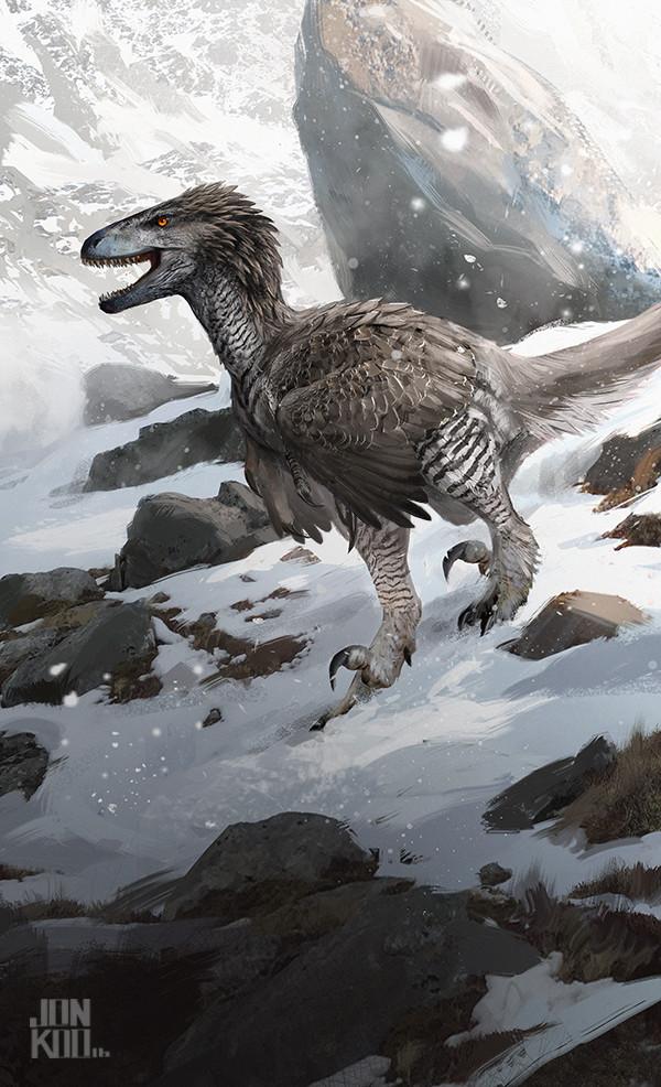 Jonathan kuo dromaesosaur2 low