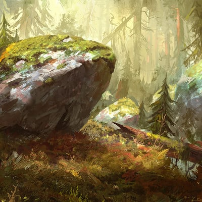 Veli nystrom sketch forest