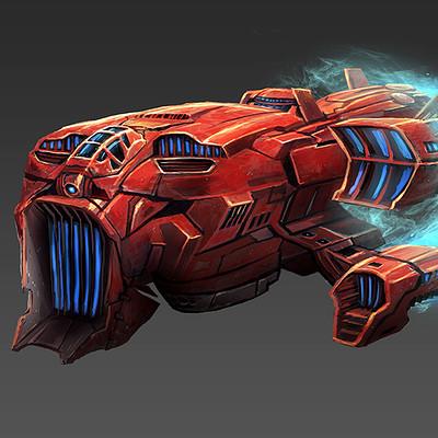 Emiliano cordoba spaceship01