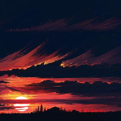Alena aenami sundown