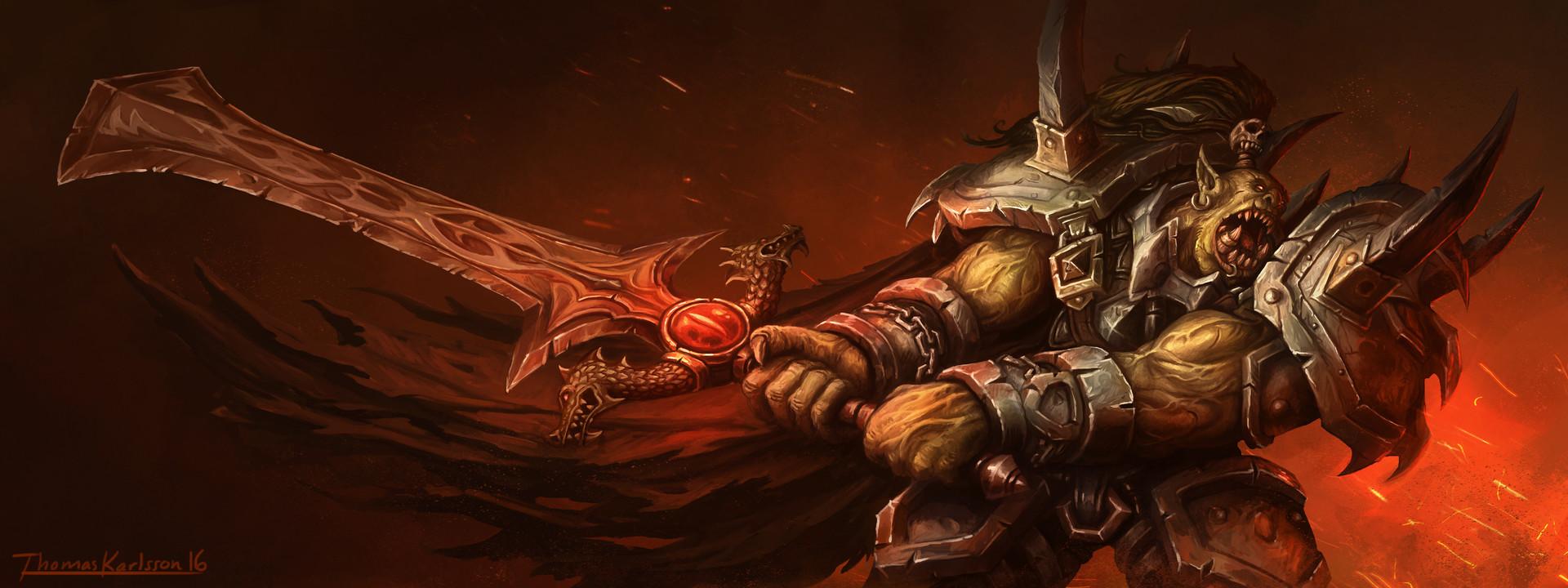 Thomas karlsson orc warrior10