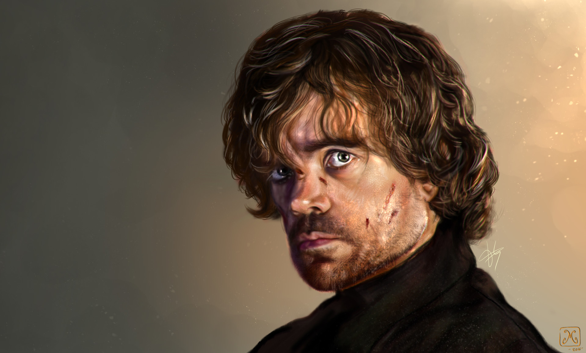 Artstation Tyrion Maxim Vandeputte