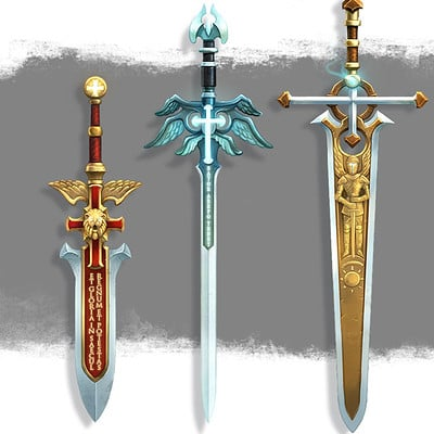 Boris rogozin swordrender