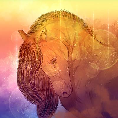 Arthur tribuzi horse