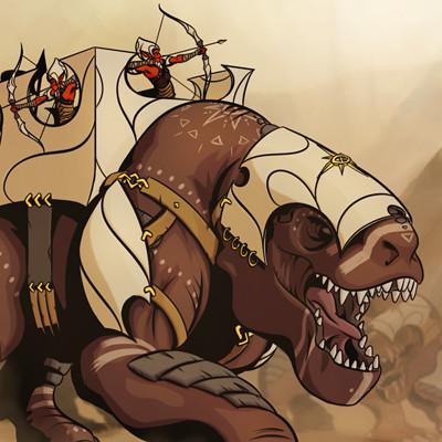 Stephen boyce tyrannophant