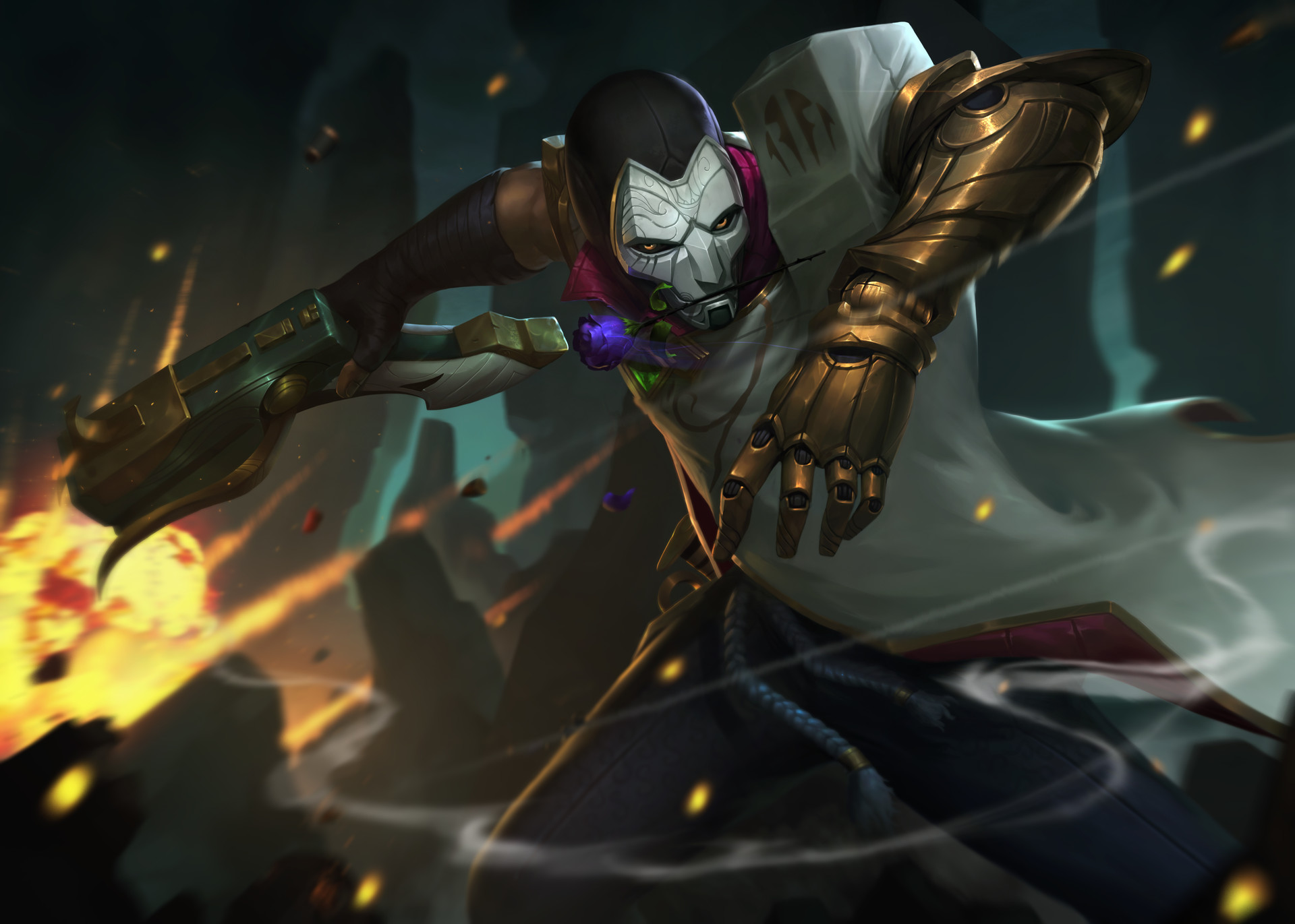 Best Build For Jhin