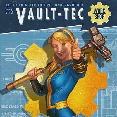 Ray lederer fo4 vaults full