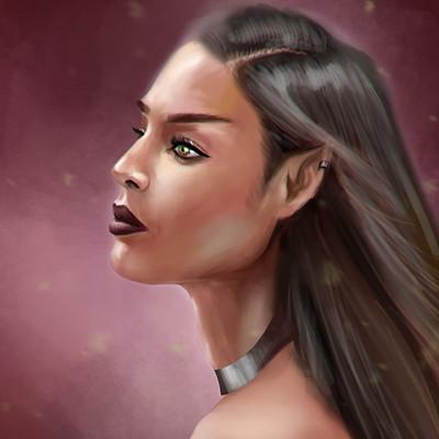 Gabriela shelkalina elf