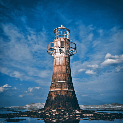 Robert welling whiteford point lighthouse 02
