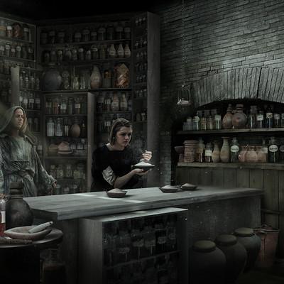 Kieran belshaw poison room v007