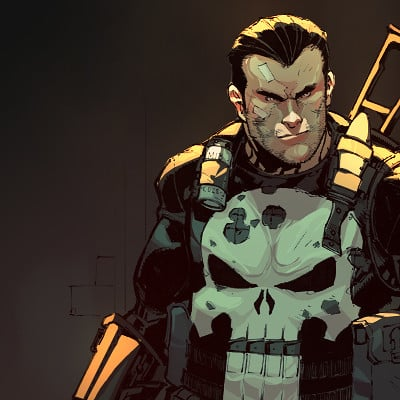 Harrison yinfaowei punisher pre eccc by max dunbar yinfaowei