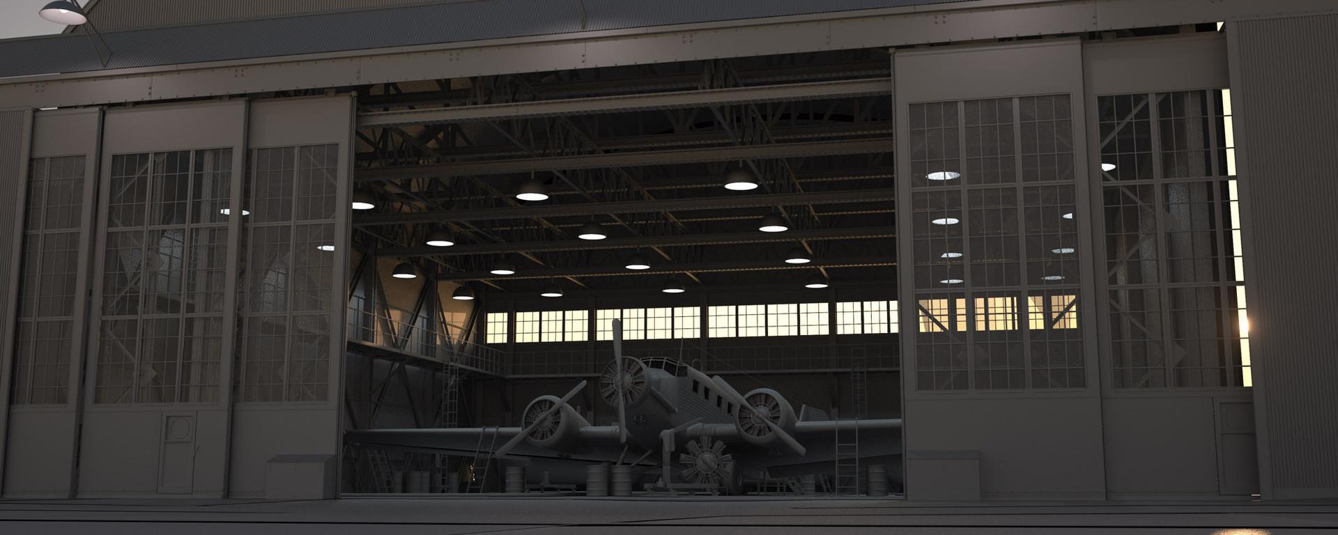 Daniel schindler hangar