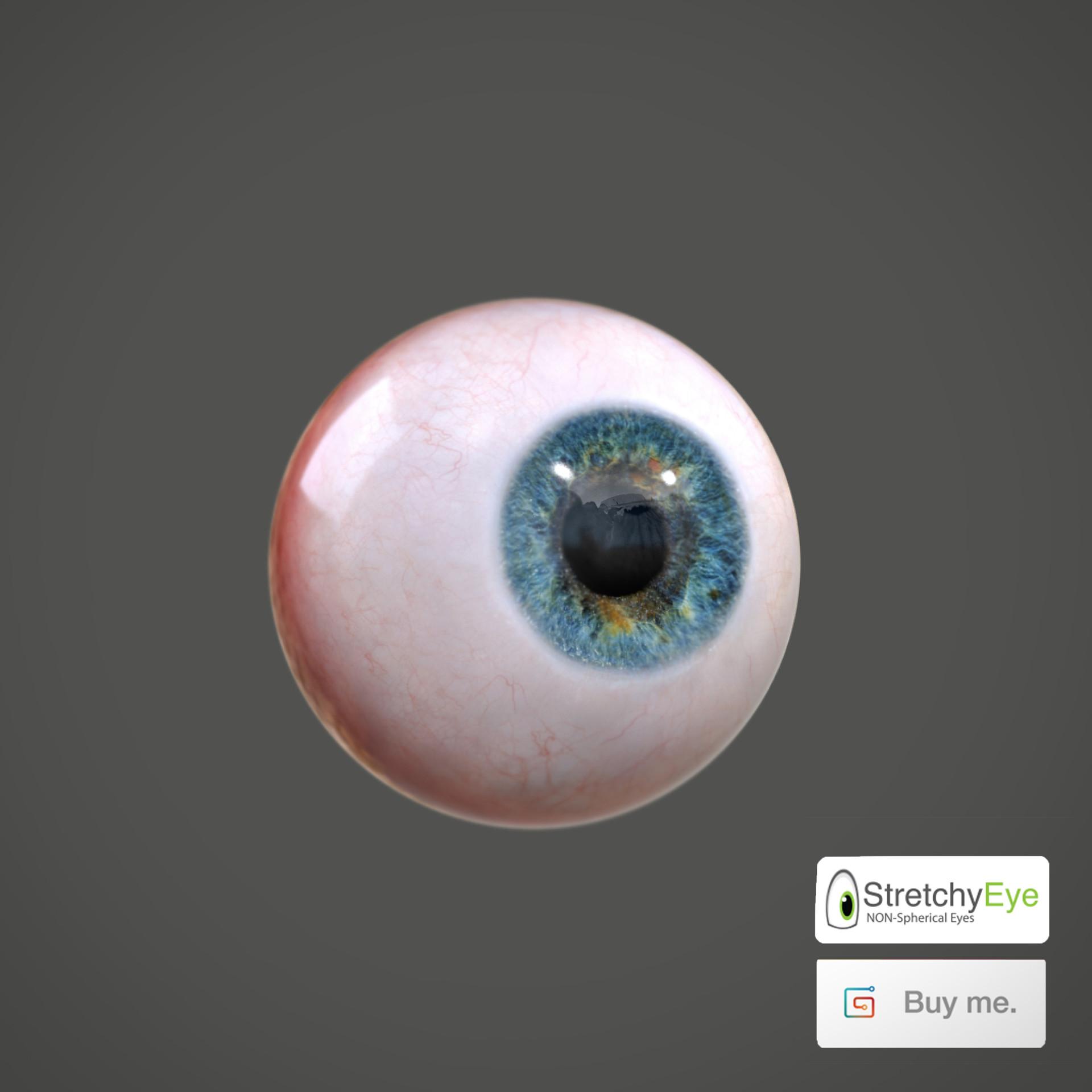 Stretchy eye 1.0