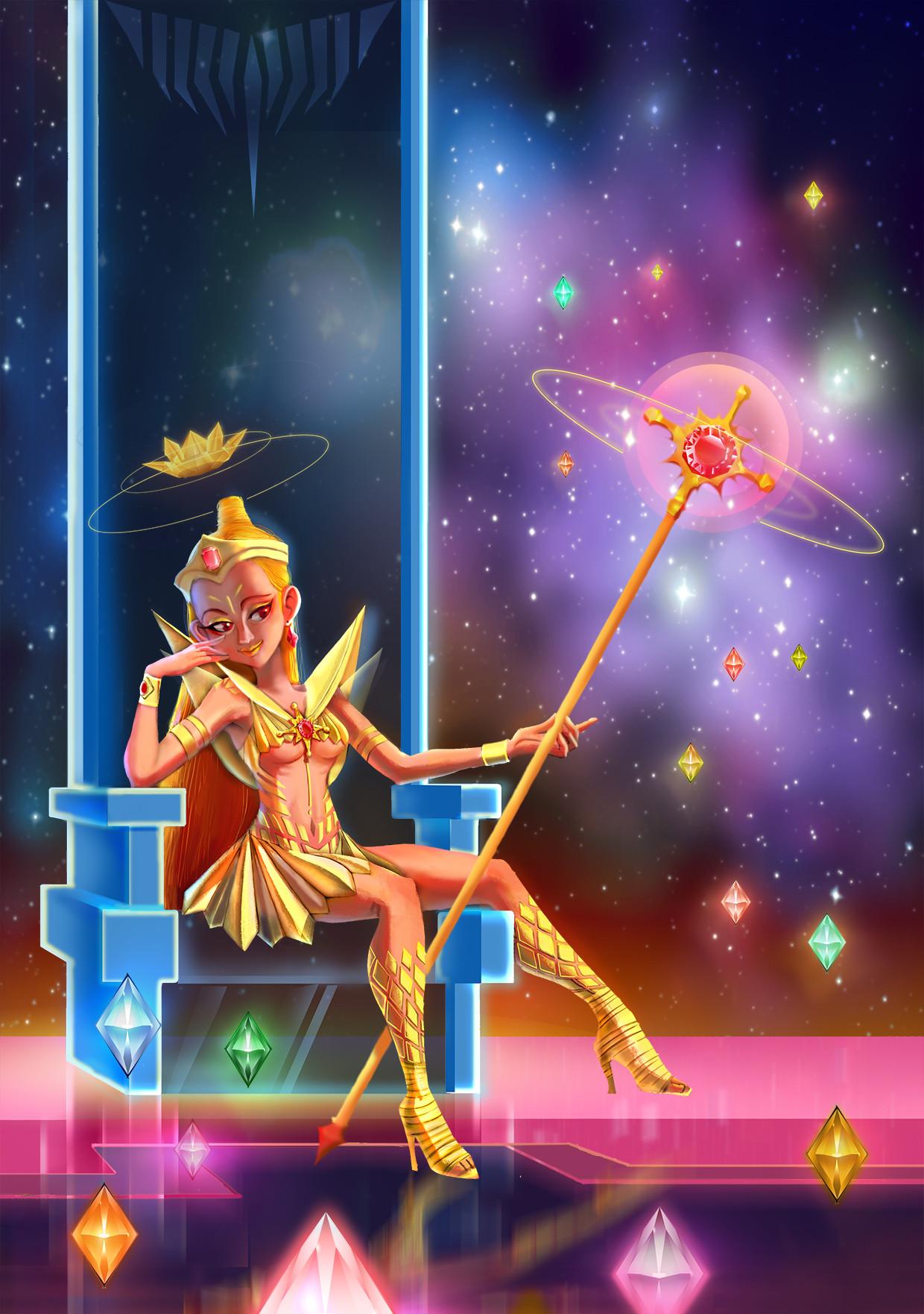 Phuong Anh Dang - Sailor Galaxia