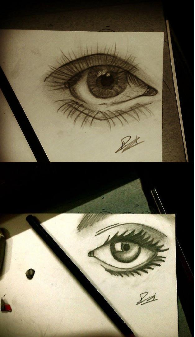 Realistic - Human Eye