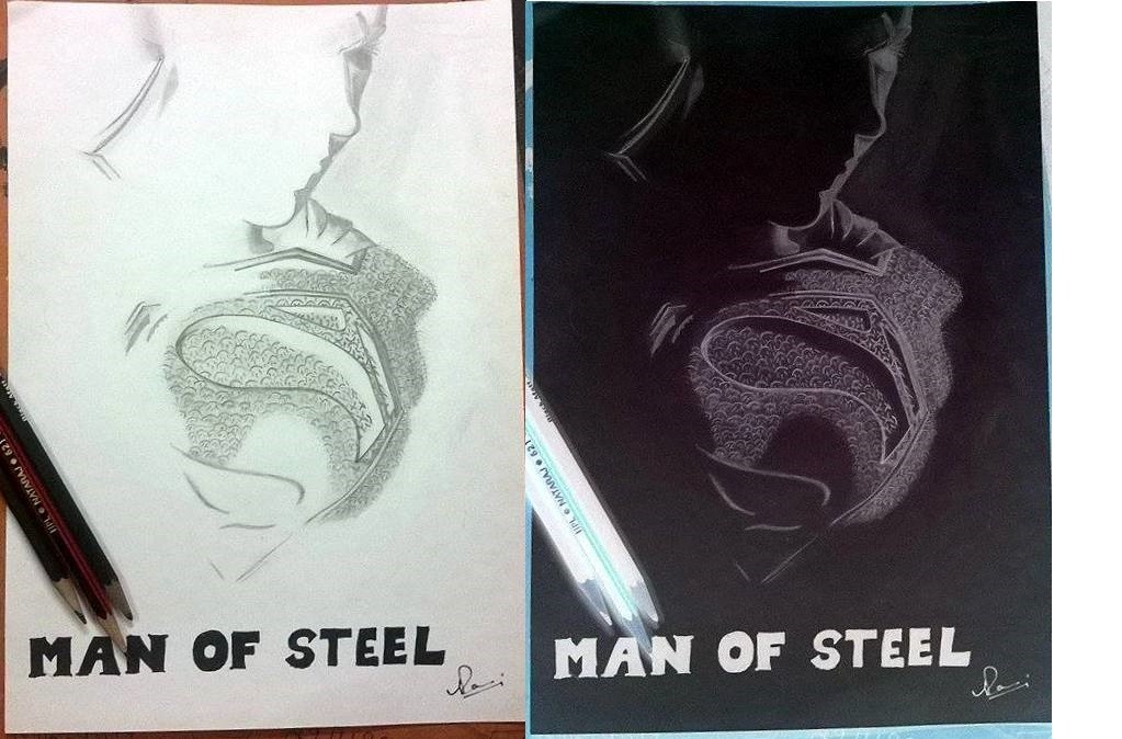 Invert - Man of Steel