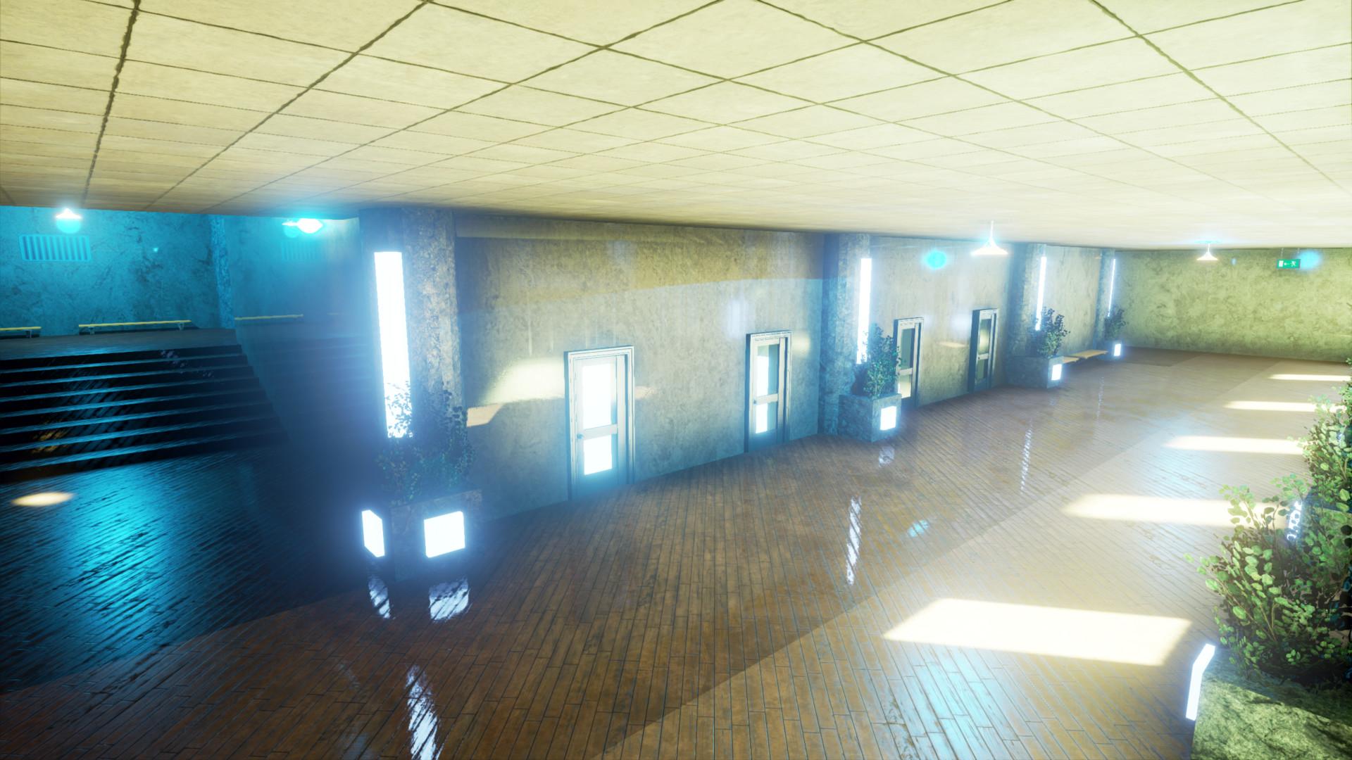Corridor Project - Day