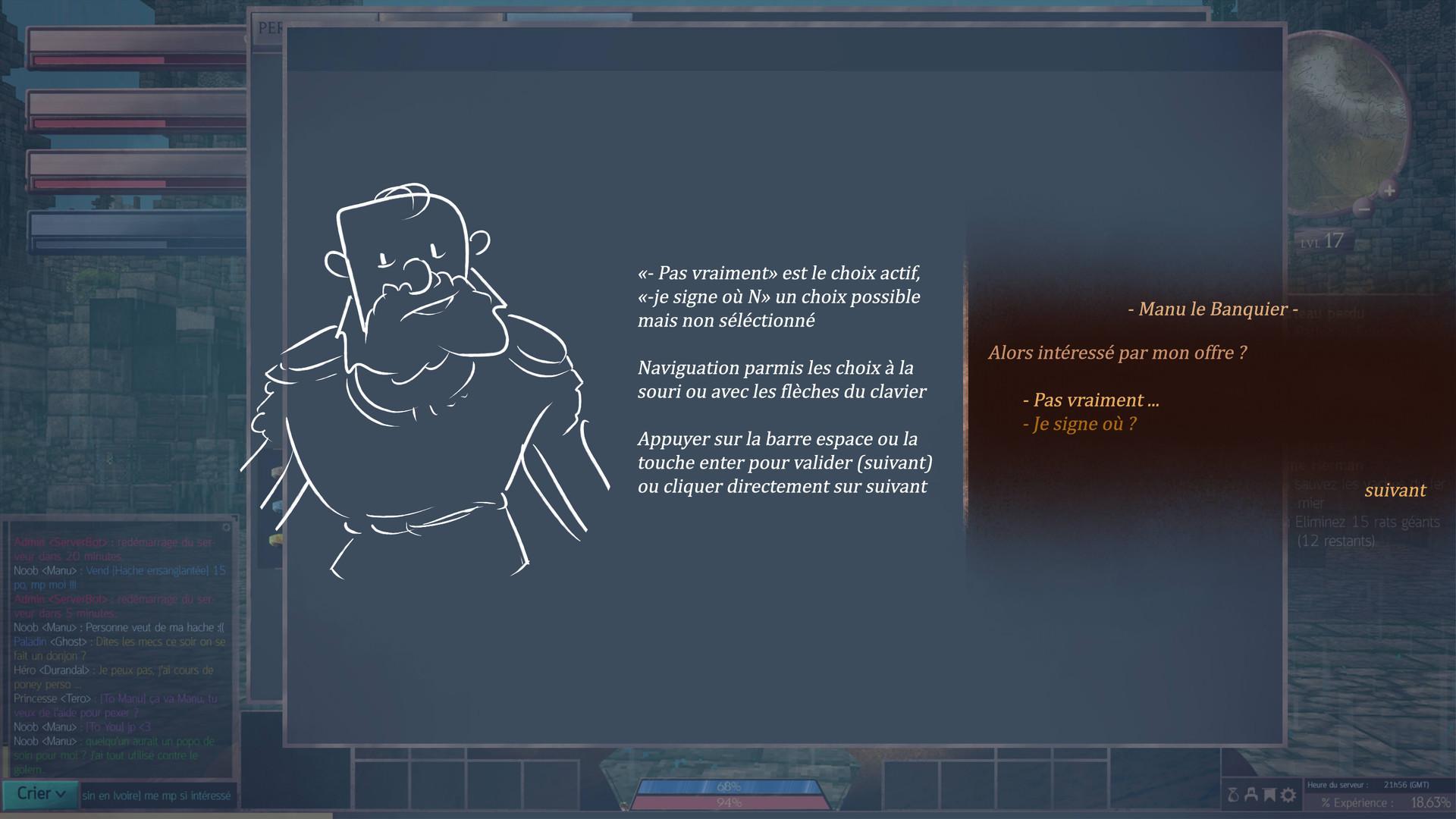 Benjamin pelmoine base interface dialogue 2