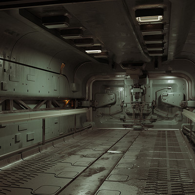Chen liang corridor