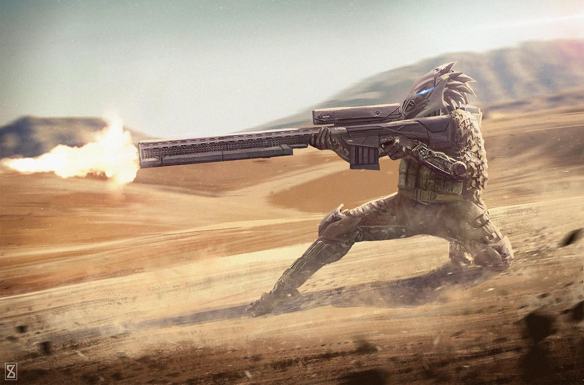 Ivan sevic falcon recon unit