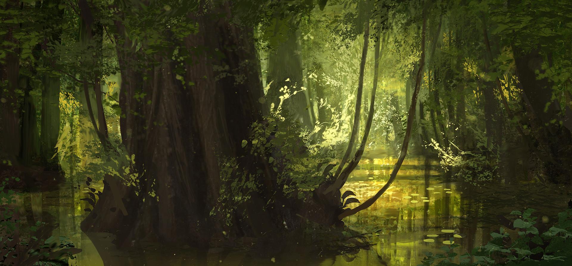 Bram sels jungle sketch bram sels