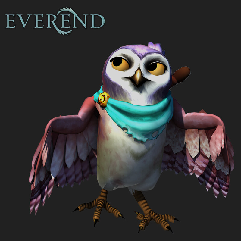 Everend - Characters