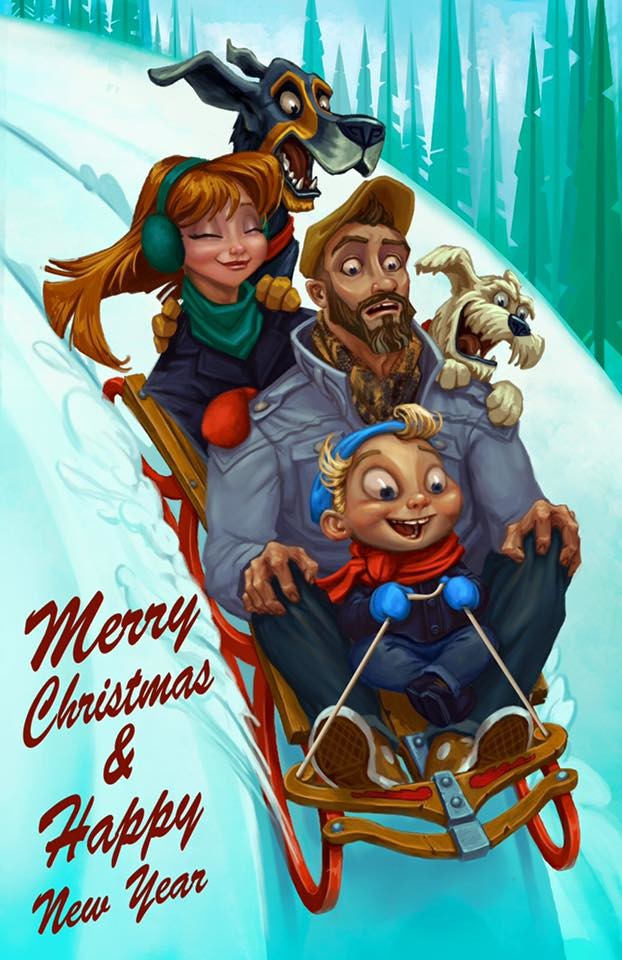 Bruce glidewell christmas 2015