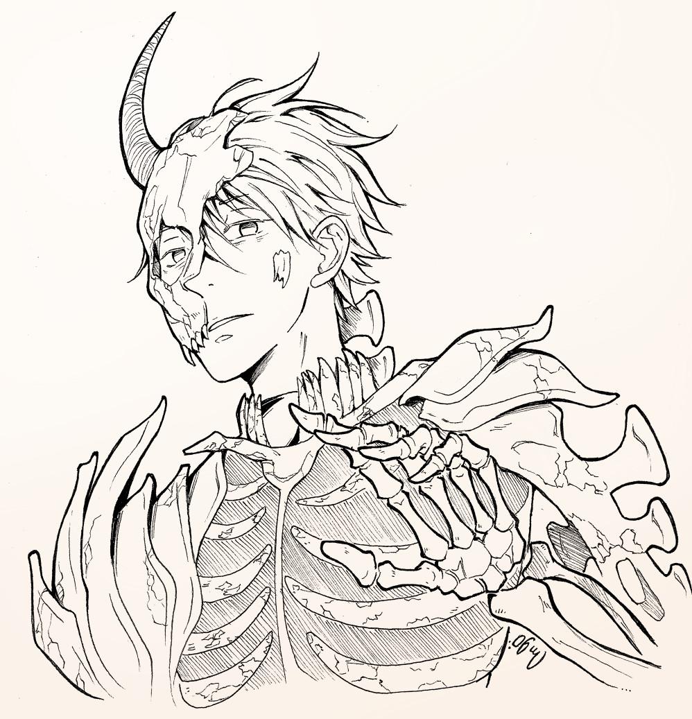 Osteoporosis the Skull Knight