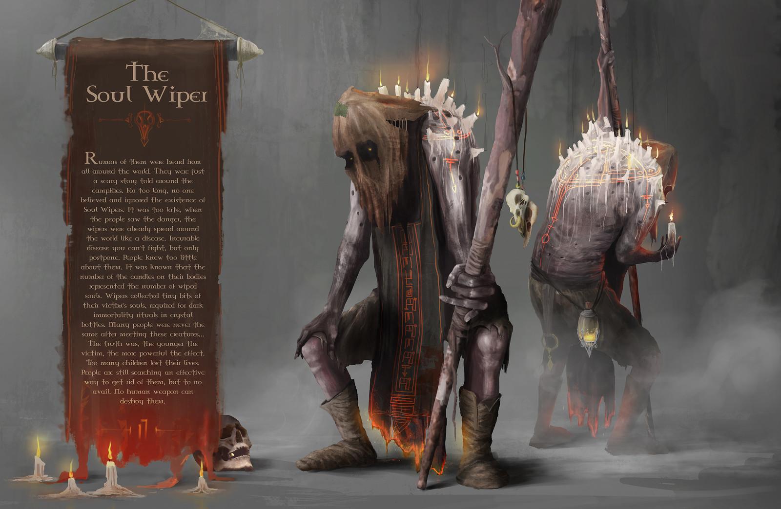 The Soul Wiper