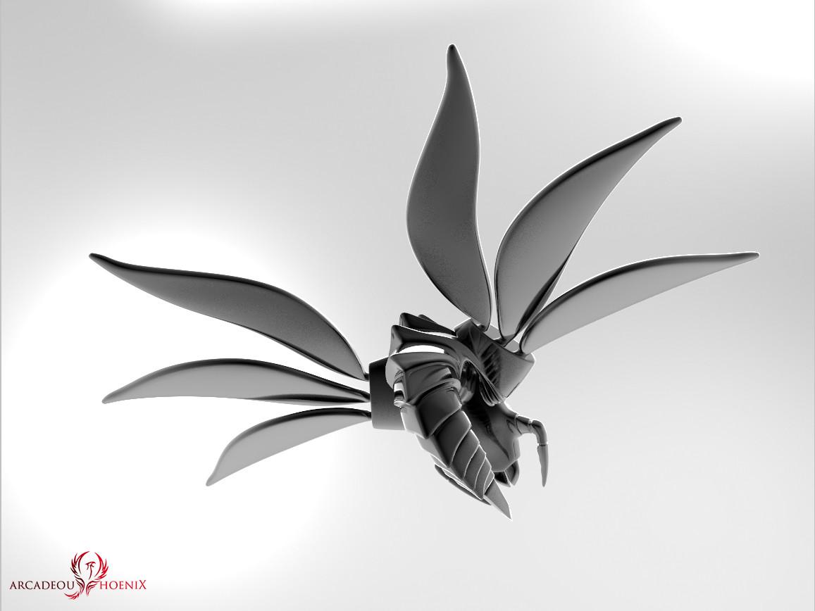 Arcadeous phoenix 7