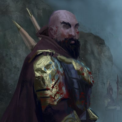 Sebastian horoszko 13 warlord